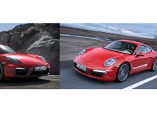 Cayman GTS vs 911 Carrera