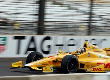 Indy 500 Ryan Hunter-Reay
