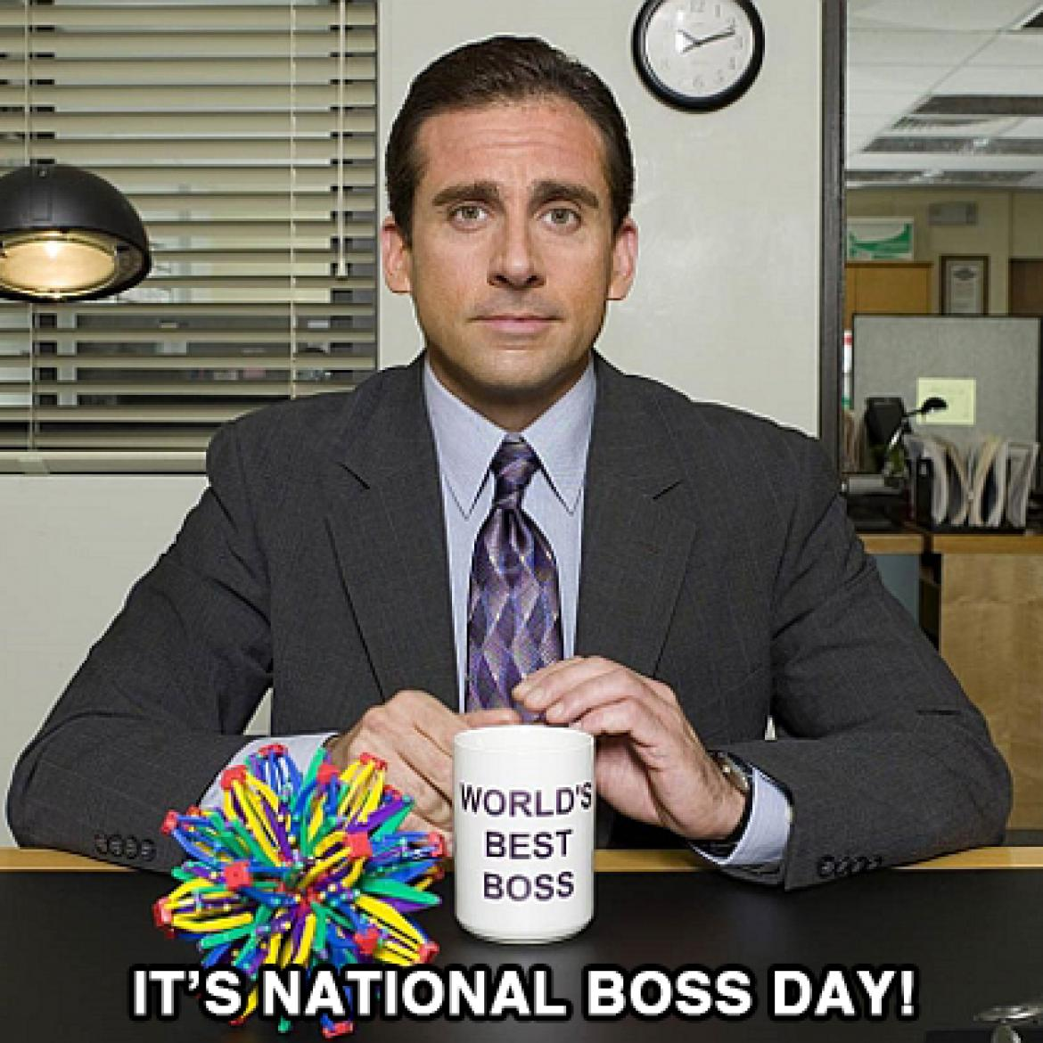 14360 uncensored writing national boss day the most ridiculous holiday ever