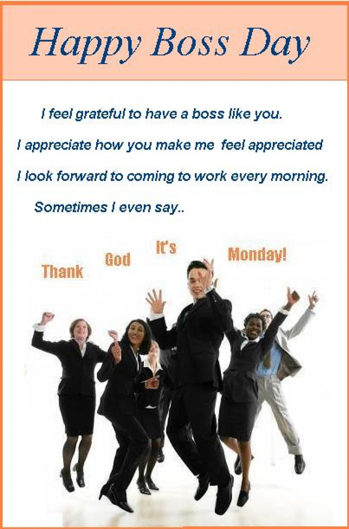 national bosses day 2014  15 memes to celebrate  or not