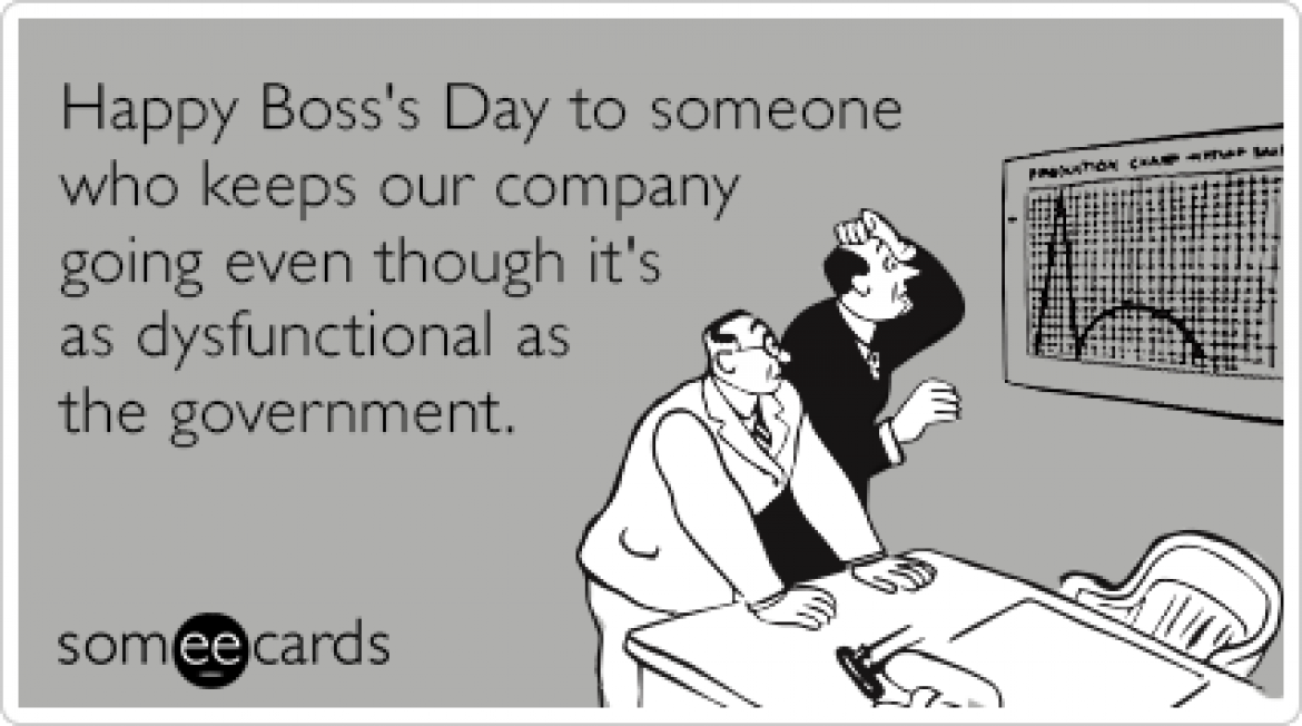 National Bosses Day 2014: 15 Memes To Celebrate, Or Not, Your Boss ...