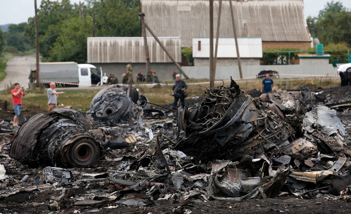 Malaysian Flight Shot Down In Ukraine: The World Reacts To ...