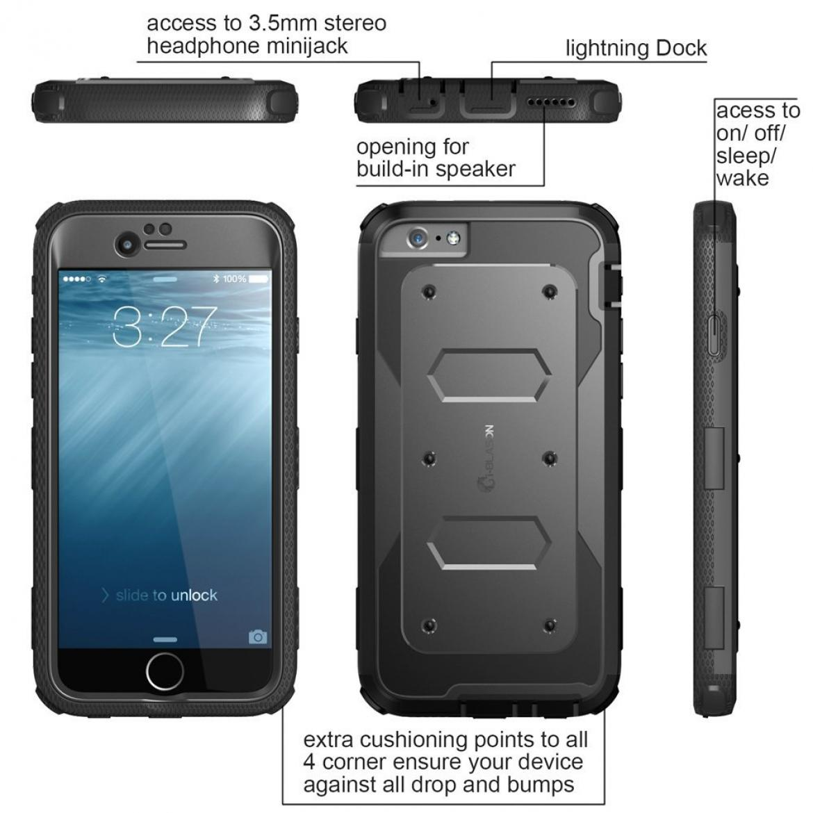 Iphone  Bend Proof Case