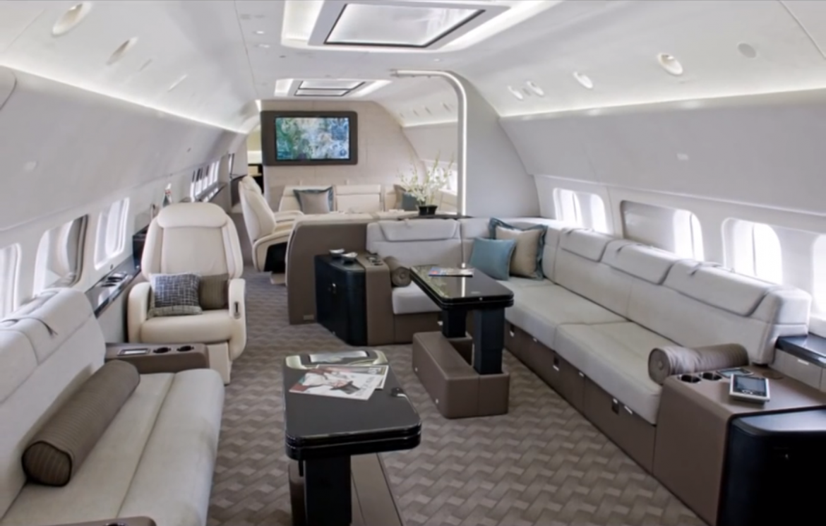 Enrique Pea Nietos Airplane Is The Most Expensive In The World