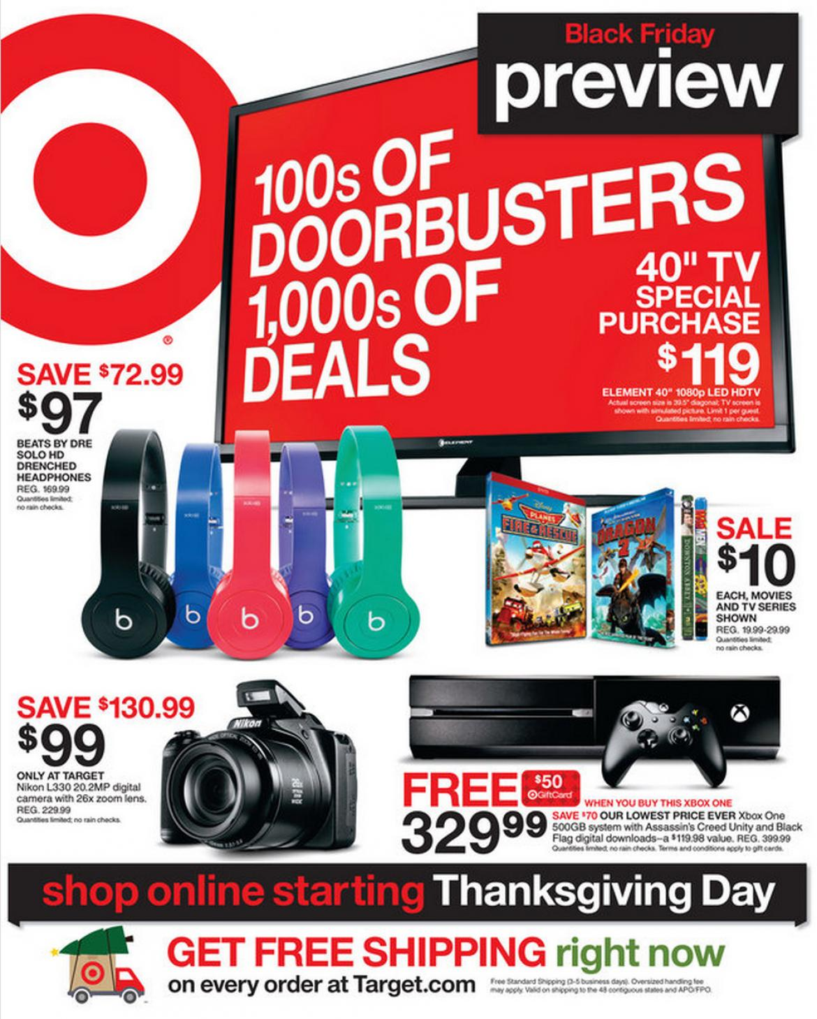 Target Black Friday Iphone  Gift Card