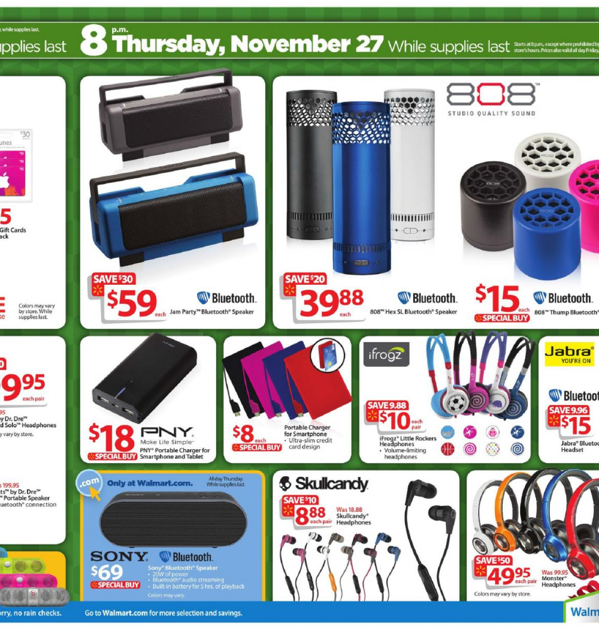 Walmart Black Friday 2014 Sales Ad: See Best Deals For Apple ...