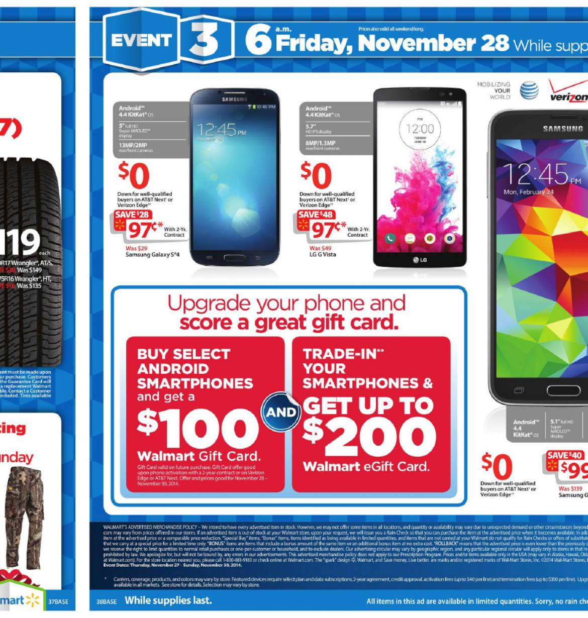 Walmart Black Friday 2014 Sales Ad See Best Deals For
