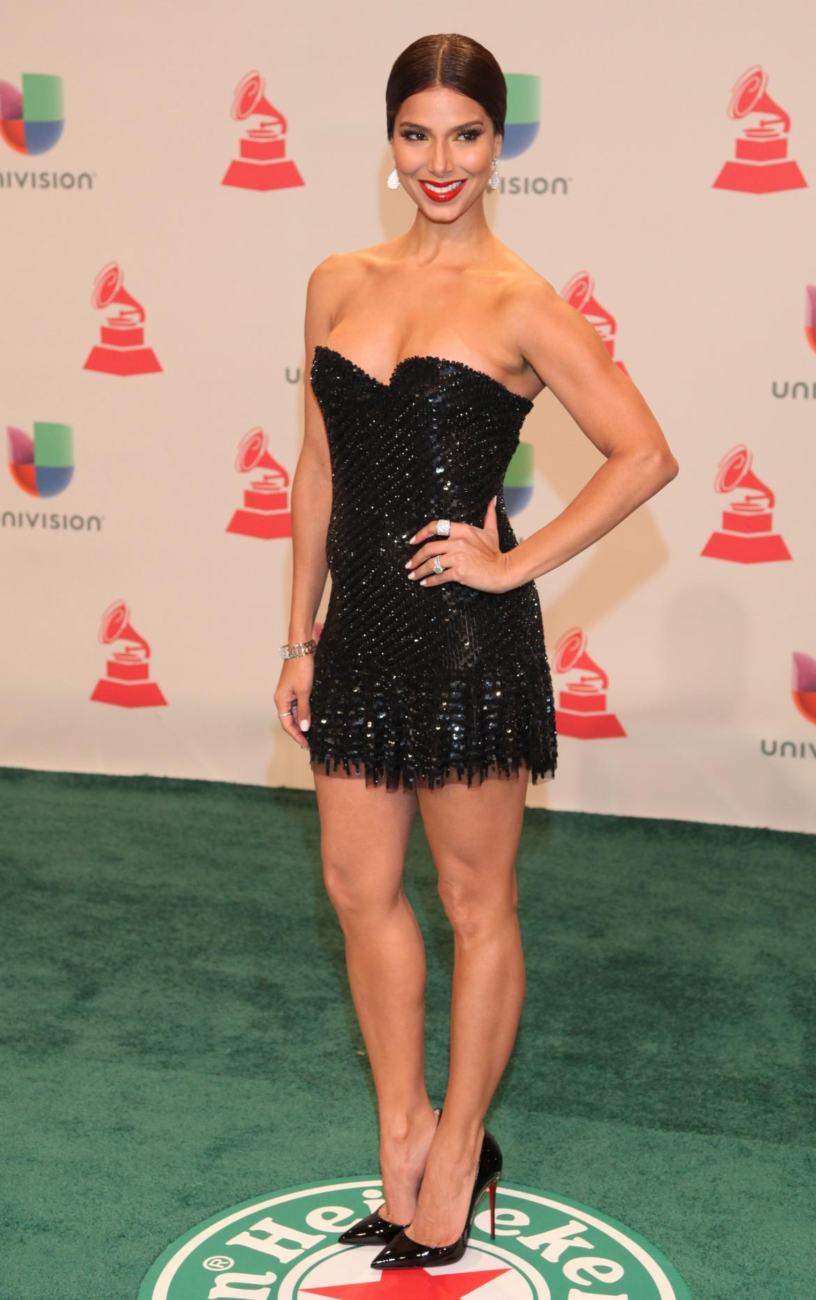 Latin Grammys Red Carpet 2014 Photos The Good The Bad