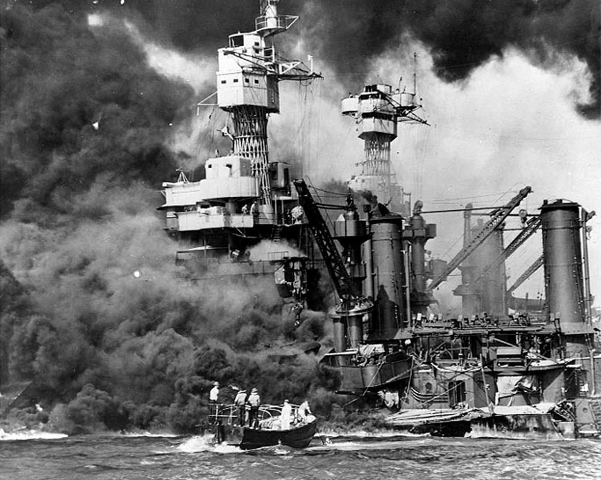"""Reactions - Pearl Harbor-- """"A Date that will live in Infamy"""""""