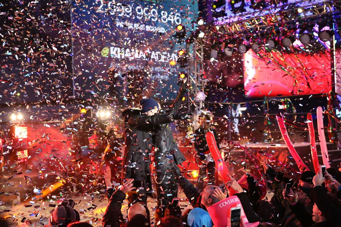 New Years Eve Los Angeles 2014