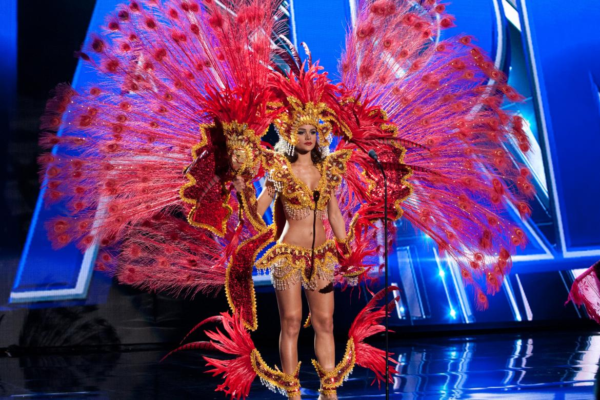 Miss Universe 2015 National Costume Show Photos: See