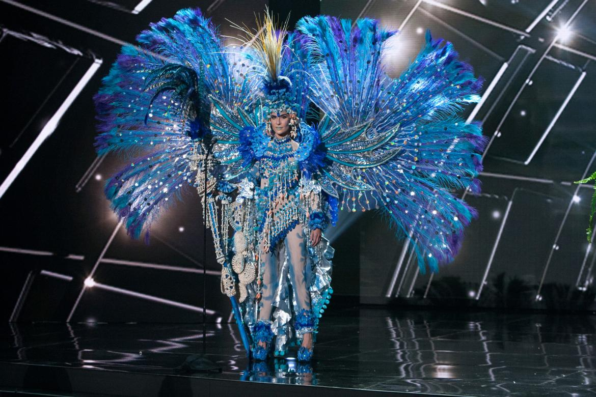 Miss Universo 2017 Uruguay >> Miss Universe 2015 National Costume Show Photos: See Controversial Outfits From Latinas Honoring ...
