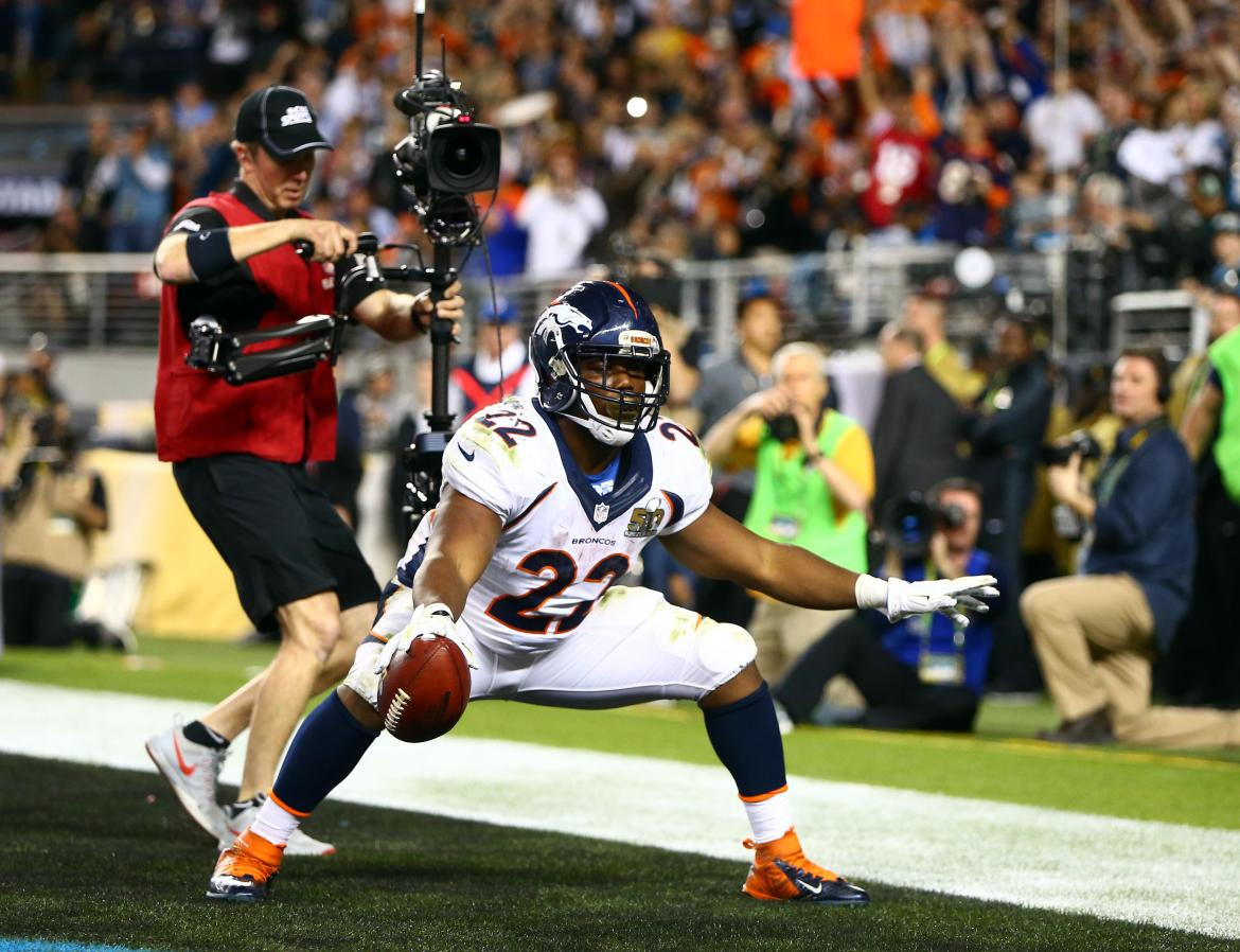 CJ Anderson Seals the Deal