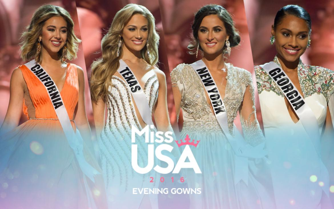 Miss USA 2016 Competition Photos