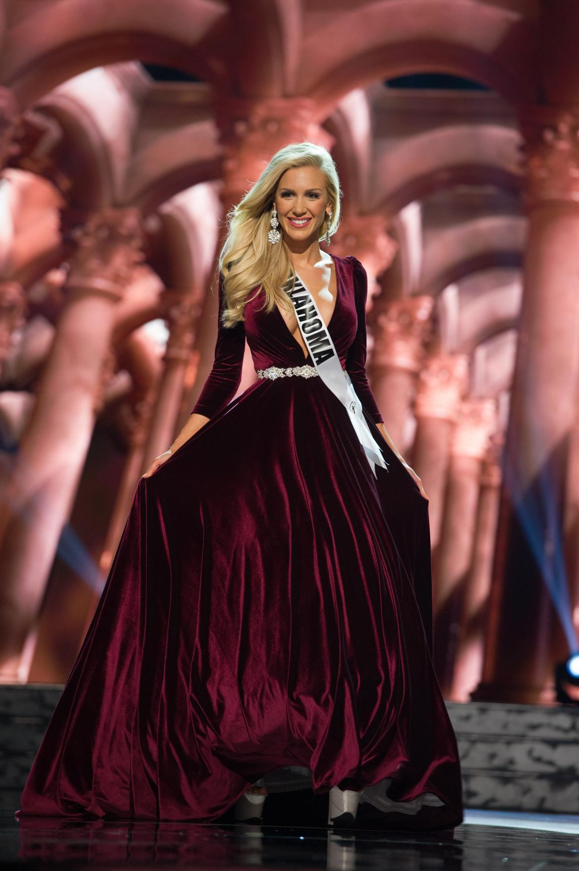 Miss USA 2016 Photos: Oklahoma