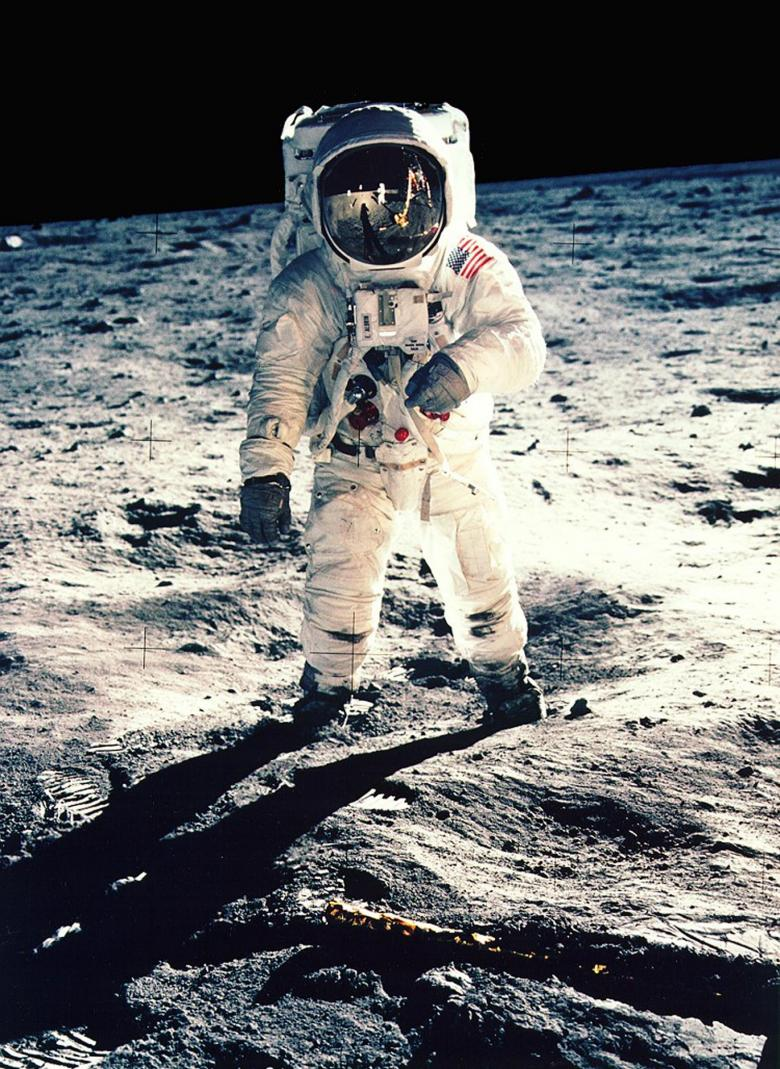 These Pictures From The 1969 Moon Landing Are Absolutely AmazingMoon Landing Pictures 1969