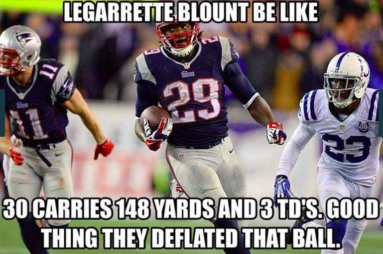 Collins Blog Why Did The New England Patriots Deflate The Footballs
