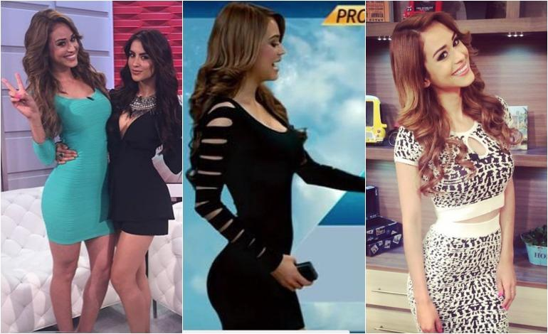 Garcia Mexico  city photos : Internet Crowns Yanet Garcia As Sexiest Mexican Weatherwoman