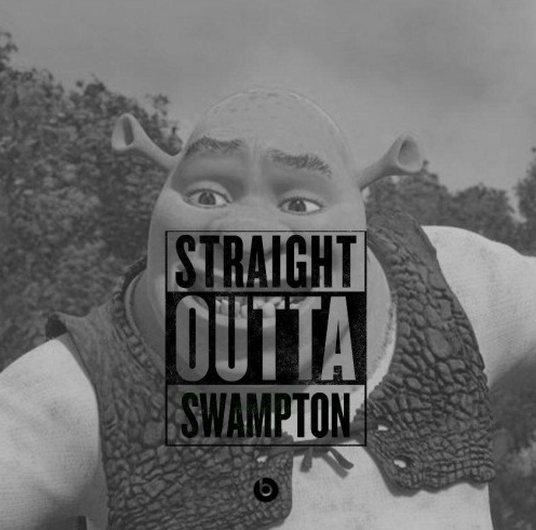 Straight Outta Memes