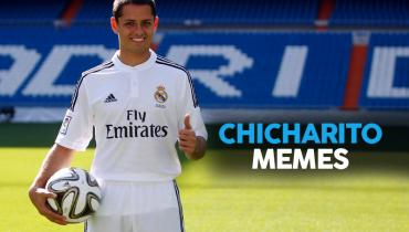 Best Chicharito Real Madrid Memes!