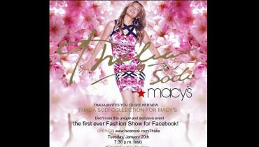 Thalia Sodi Collection for Macy's