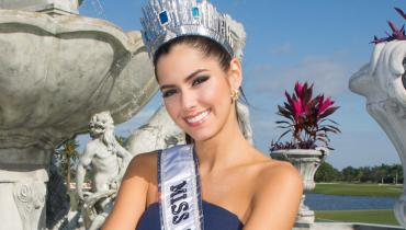 Miss Universe, Paulina Vega, Is Not Perfect!