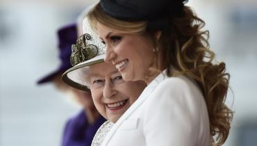 Angelica Rivera y Queen