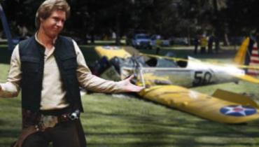 Harrison Ford Plane Crash Memes