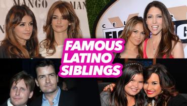 Famous Latino Siblings