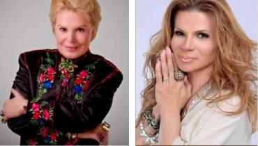 Walter Mercado and Mhoni Vidente