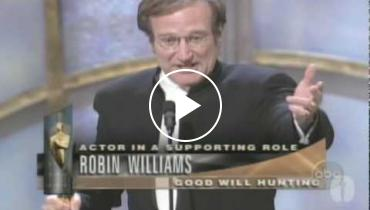 This Is How We Like To Remember Robin Williams