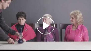 3 Grandmothers Smoke Their First Bong, Get Ridiculously High, And It's All On Camera!