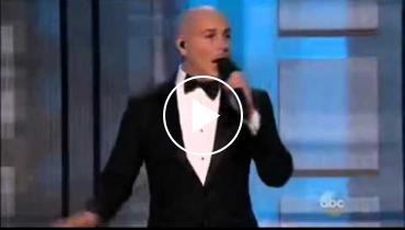 Pitbull Reveals Why Speaking Spanish Is So Important At AMAs