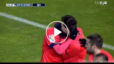 Ray Hudson's Call Of Lionel Messi's Hat Trick For Barcelona Is Unbelievable!