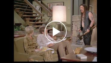 Watch Marcia Go All Danny Trejo In Brady Bunch Snickers Super Bowl Commercial!