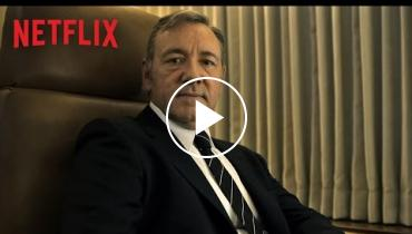 Intense 'House Of Cards' Trailer Frank Underwood's Life Spiraling Out Of Control