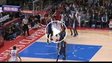 Watch DeAndre Jordan Posterize Marc Gasol With This Thunderous Dunk