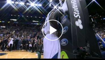 Kevin Garnett's Homecoming Introduction Will Give You Goosebumps!