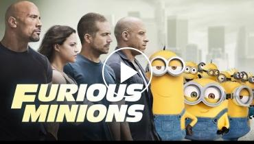 'Furious 7' Mash-Up Featuring Minions Is The Funniest Thing You'll See Today!