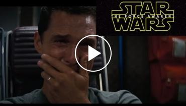 No One Is More Excited About The New 'Star Wars' Trailer Than Matthew McConaughey!