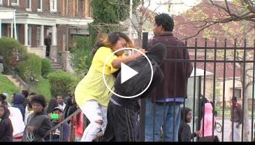 Baltimore Mom Finds Son Rioting, You Won't Believe What She Did Next!