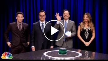 Sofía Vergara Playing Catchphrase With Jimmy Fallon Is The Best Thing You'll See Today!