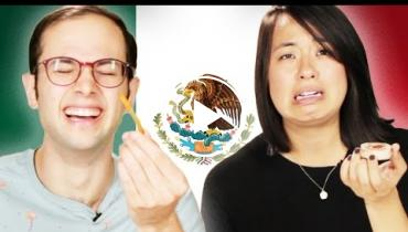 Watch Americans Try Mexican Snacks For The First Time