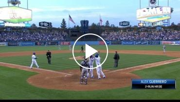Watch The Dodgers Hit Three Home Runs In Wild 8th Inning