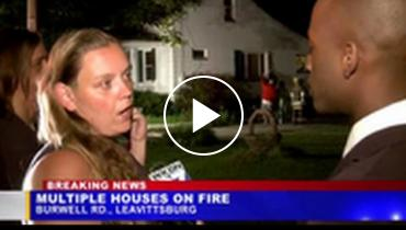 Woman Solves Arson Case On Live TV And It's The Weirdest Thing You'll Ever Hear