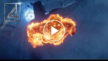 4 Minute 'Fantastic Four' Preview Trailer Revealed!