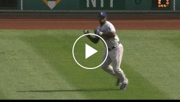 Check Out These Otherworldly Defensive Plays By Yasiel Puig