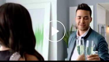 Prince Royce Shows Us How To Be Fresh For The MTV VMAs!