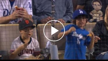 Giants Vs. Dodgers Highlights 9.1.15: Greinke Outduels Bumgarner As Dodgers Increase Lead In NL West [VIDEO]