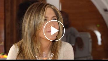 Jennifer Aniston, Emirates Team Up To Show You What Flying's Really About!
